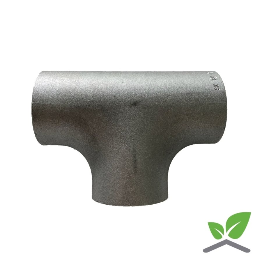 Weld tee 26,9 mm up to 323,9 mm-2