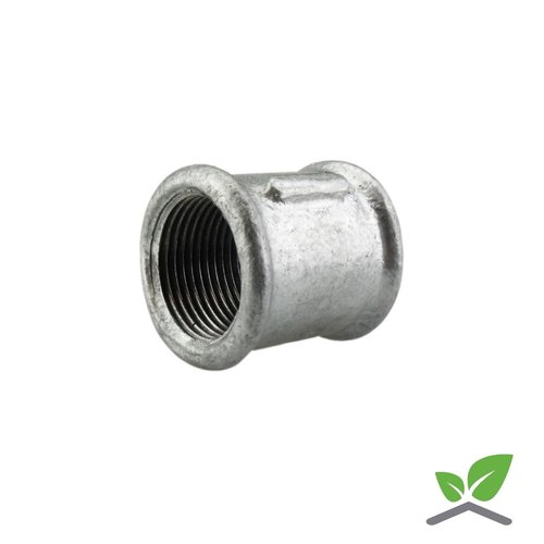 Fitting socket no. 270 galvanised