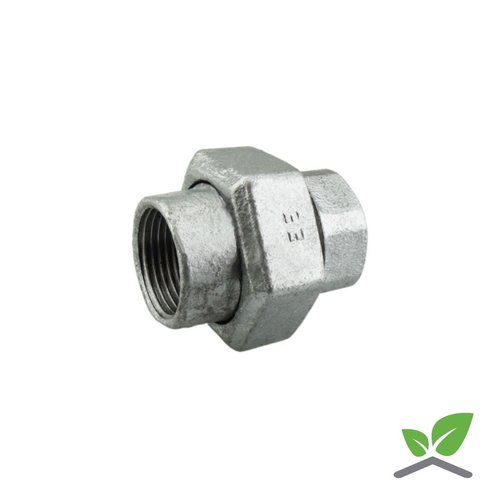 Fitting coupling no. 340 galvanised