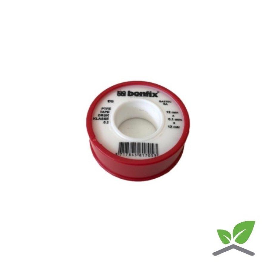Teflonband - Gastec genehmigt, Rolle 12m-1