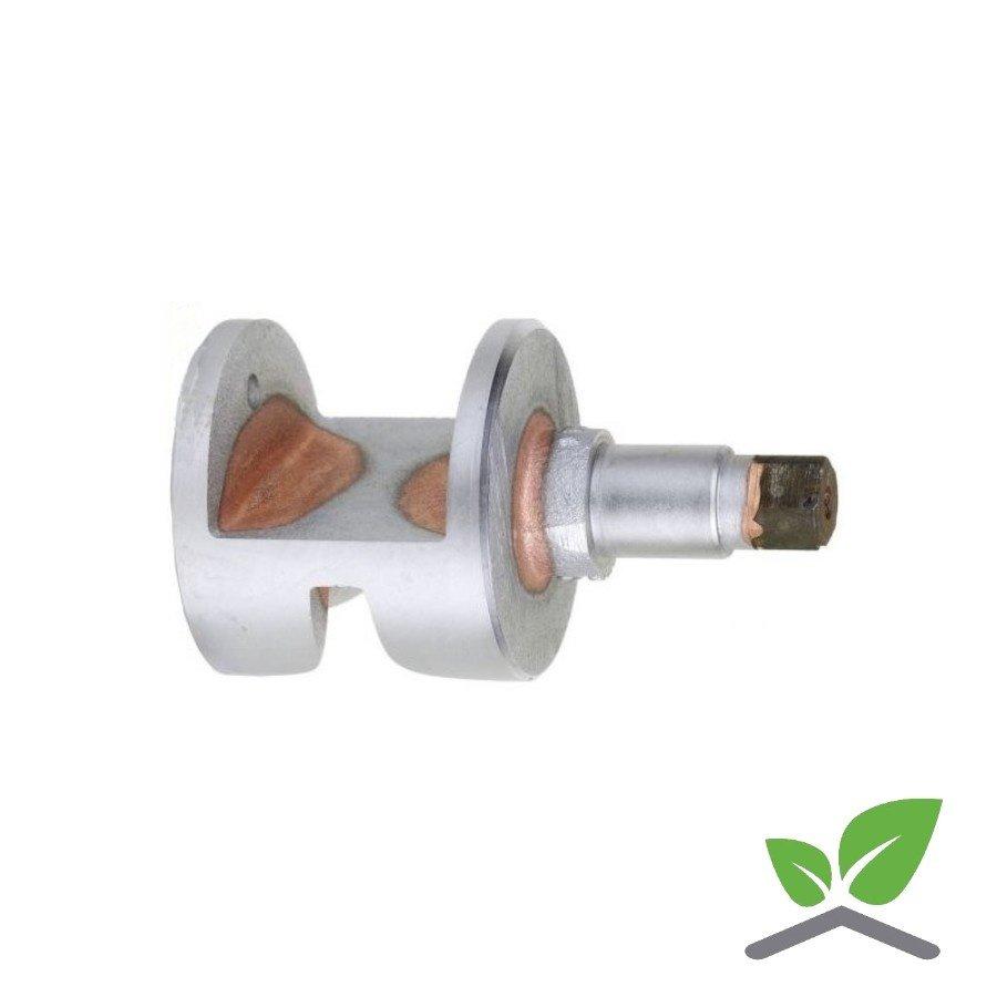 Centra Plug 4-way mixing valve ZR 50 t/m 150-1