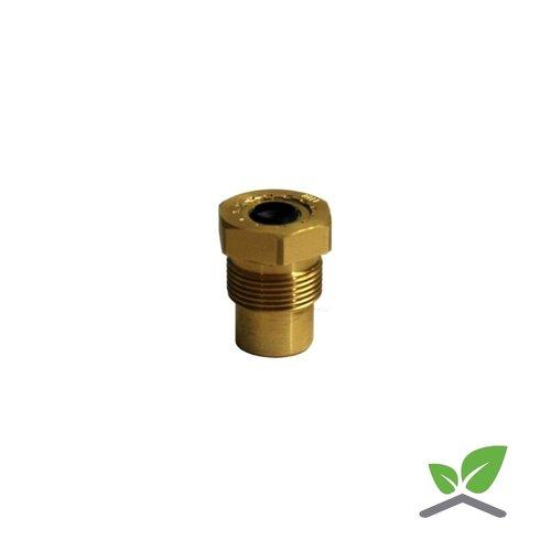 Siemens Acvatix 428488060 Stösseldichtung für Ventile, 10 mm EPDM
