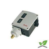 "Danfoss pressure switch RT 112;  3/8"" male; 0,1-1,1 bar"