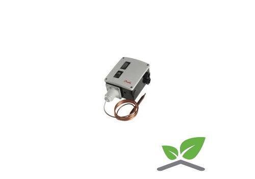 Danfoss RT 107 Thermostat mit zylindrischer Fernfühler +70...+150 gr. C