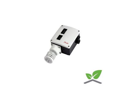 Danfoss thermostat RT 102 with room sensor +25...+90 gr. C