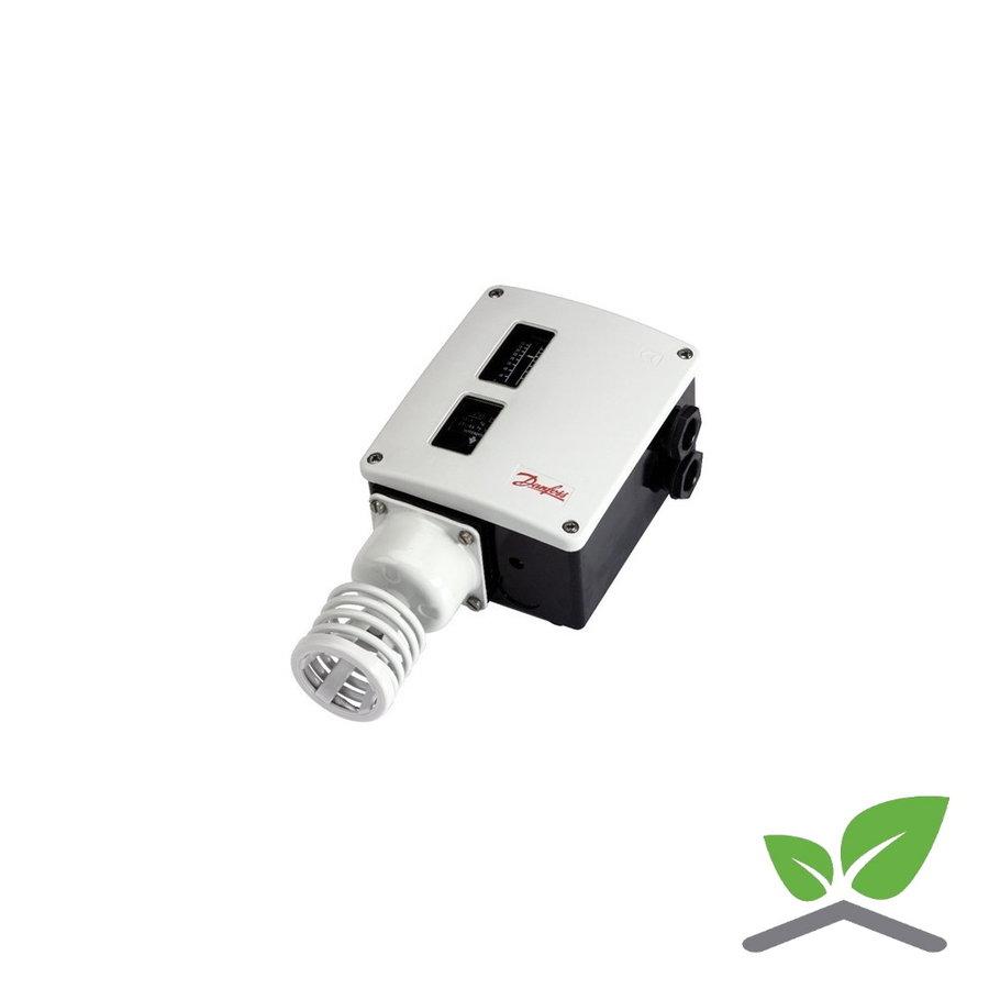 Danfoss thermostat RT 102 with room sensor +25...+90 gr. C-1