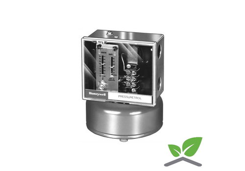 Honeywell pressure switch L91B1035/Ui; 0.....100 kPa