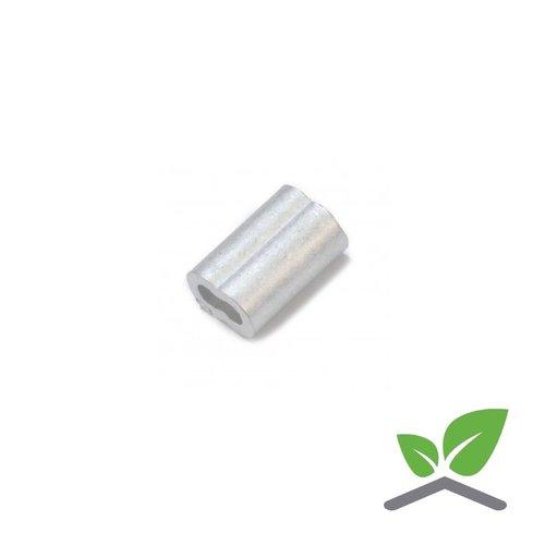 Aluminium Seilklemme 8-Form