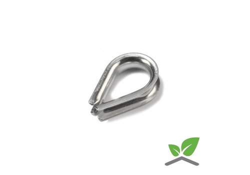 Thimble, Stainless  per 100 pieces