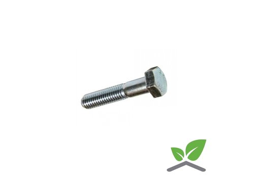 Hex bolt galvanised M8 up to M24