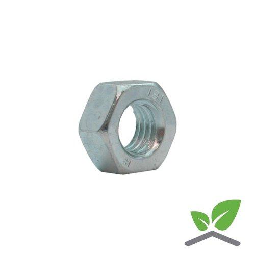 Hex nut galvanised (per box)