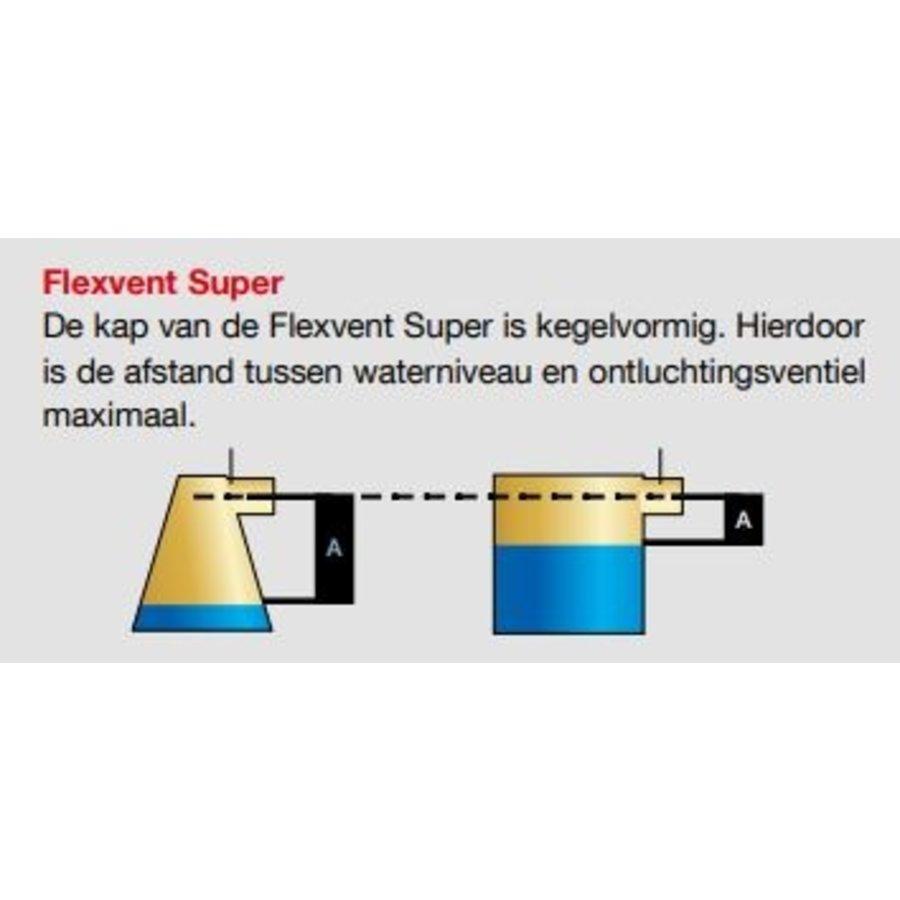 """Flamco Flexvent super  1/2 """" automatische Schwimmerentlüfter-2"""