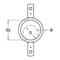 thumb-Ring dubbel lip voor buis 51 t/m 219 mm (per bundel) - (PRIJS OP AANVRAAG)-2