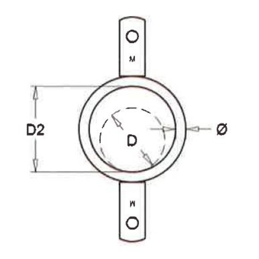 Ring 51-219 mm DL double lip-2