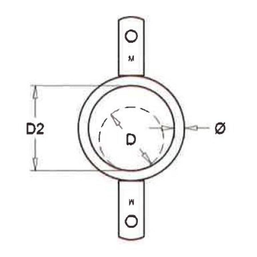 Ring dubbel lip voor buis 51 t/m 219 mm (per bundel) - (PRIJS OP AANVRAAG)-2