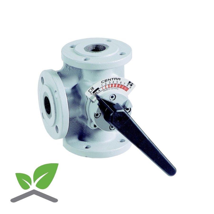 Centra 3-way mixing valve DR 25 T/M 200 GFLA - DN 25 t/m DN 200-1