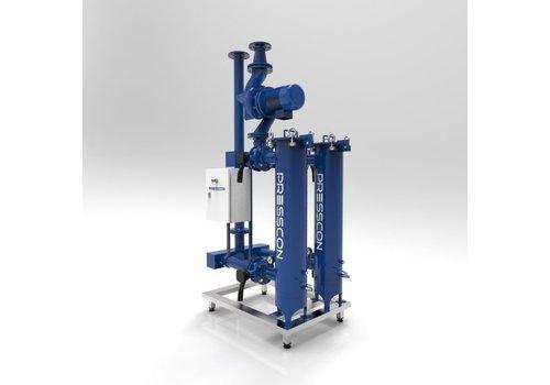 Presscon deelstroomfilter unit (prijs op aanvraag)