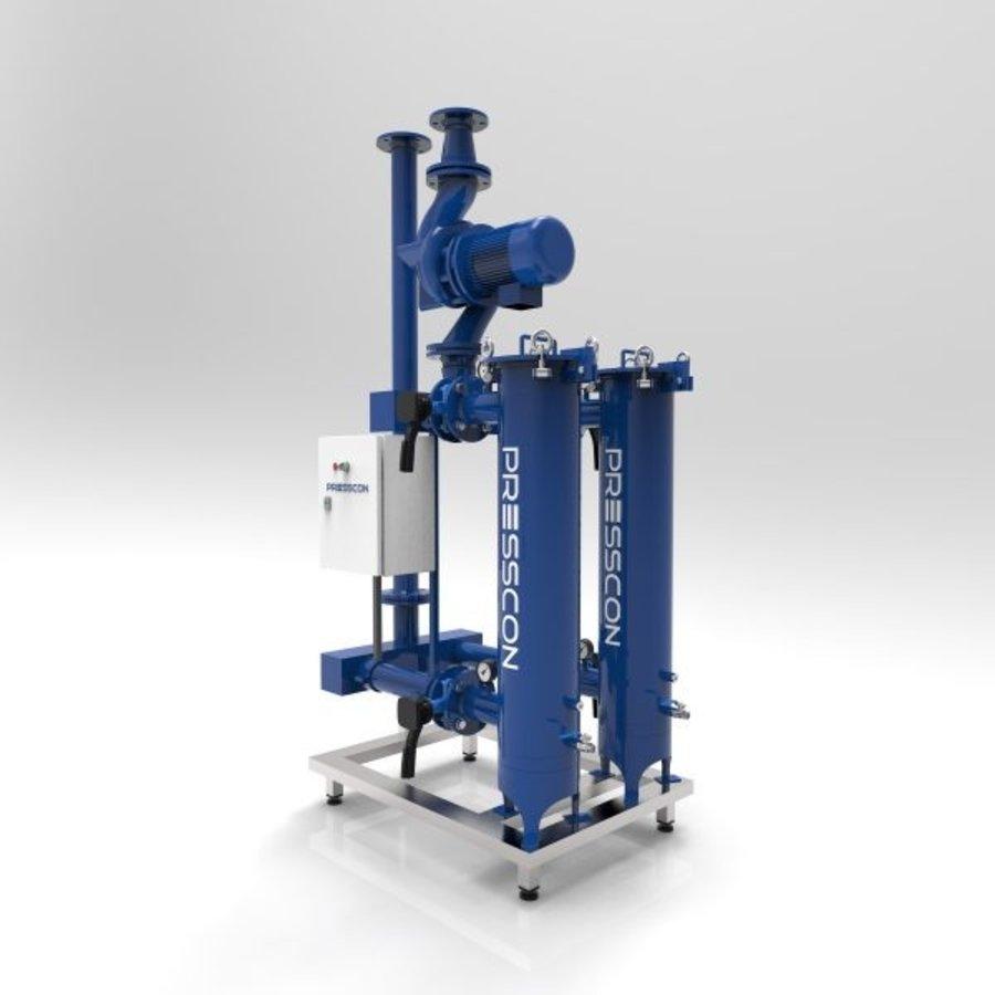 Presscon deelstroomfilter unit  (prijs op aanvraag)-1