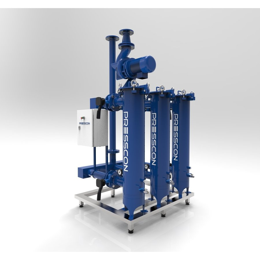 Presscon Teilstromfilter Unit (Preis auf Anfrage)-3