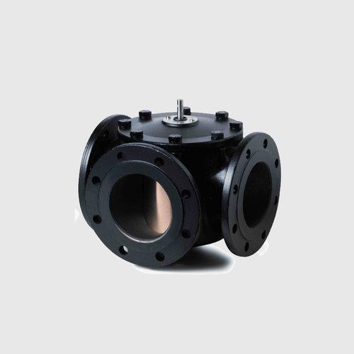Siemens Three-port slipper valves