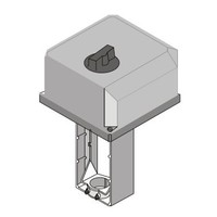 thumb-Honeywell servomotor ML6421B3012 230Vac voor klep 100-150 mm-3
