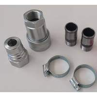 """thumb-Quick coupling set for hose 1""""-1"""