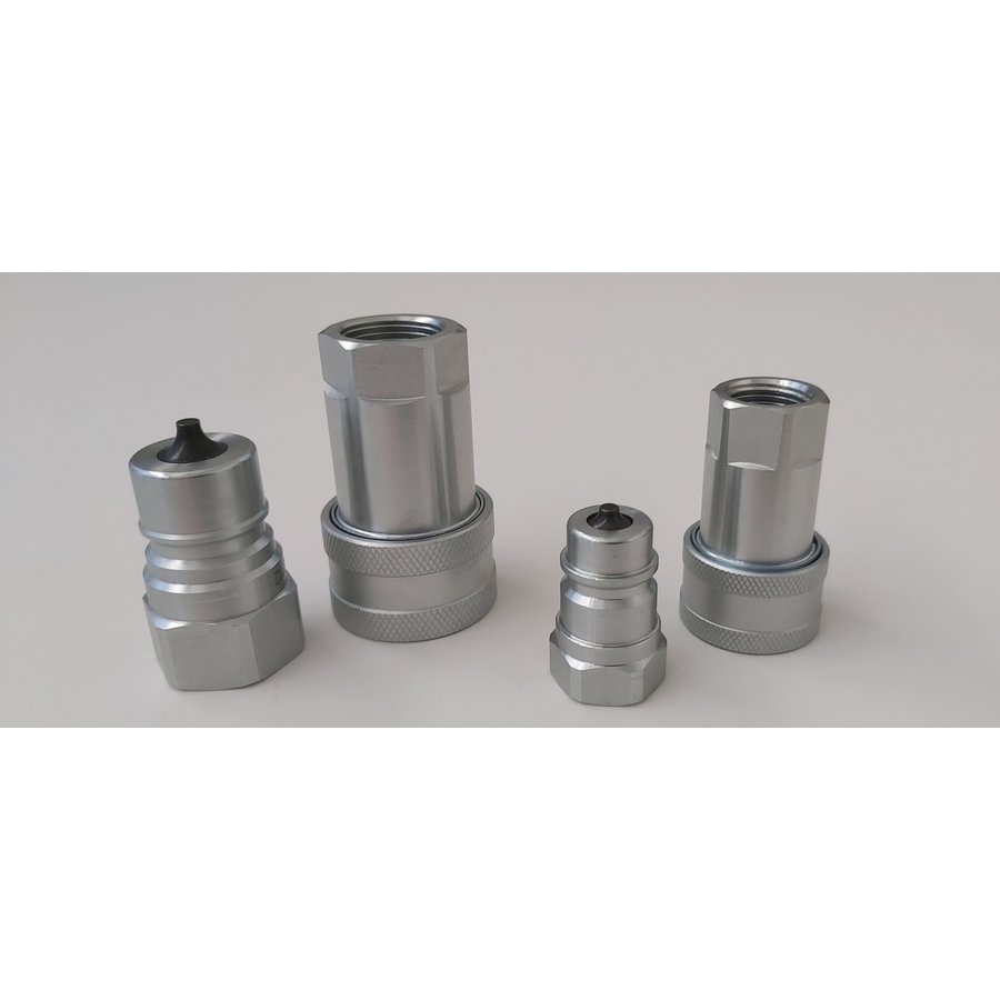 Quick coupling set - dust cap-3