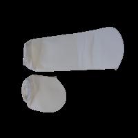 Filter bag for Presscon part-flow filter