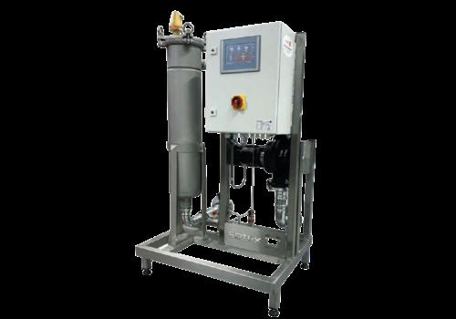 Sotex Cleanomat automatic slib stream filter unit