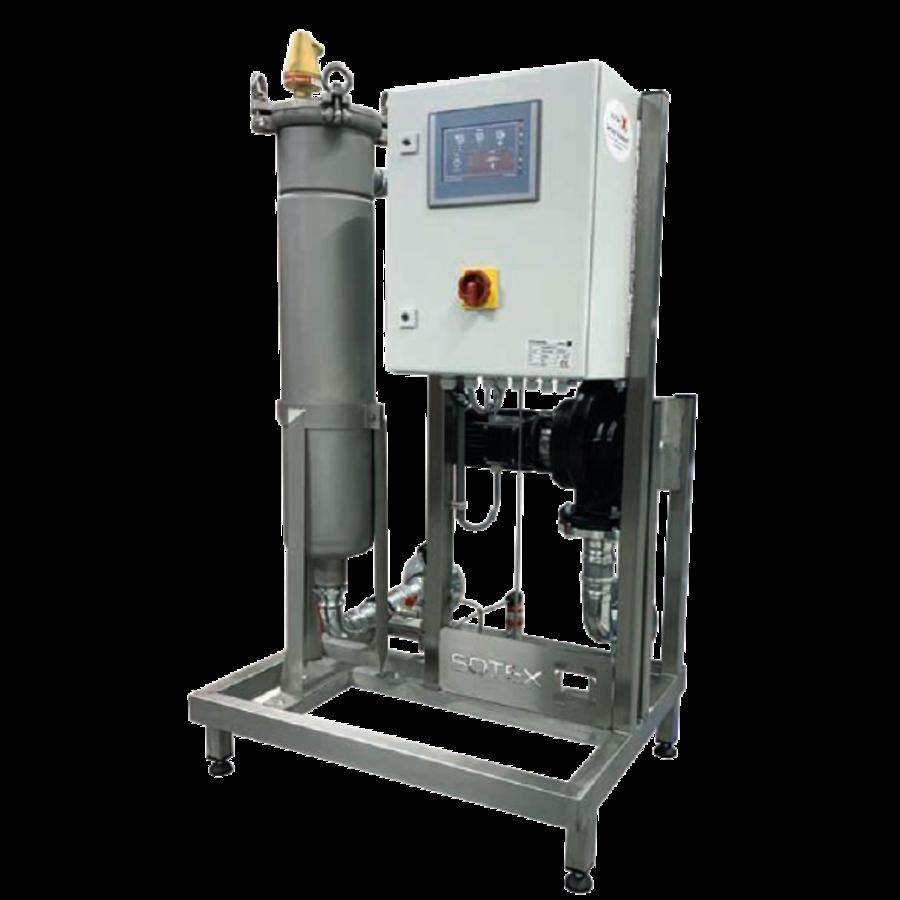 Sotex Cleanomat automatic slib stream filter unit-1