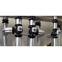 thumb-Siemens Acvatix driewegafsluiter PN6 met flensaansluiting VXF22... DN25-100 KVS 2,5-160-2