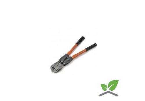 Nicopress Presszange für Standardklemmen 2,5 mm NT 51 G