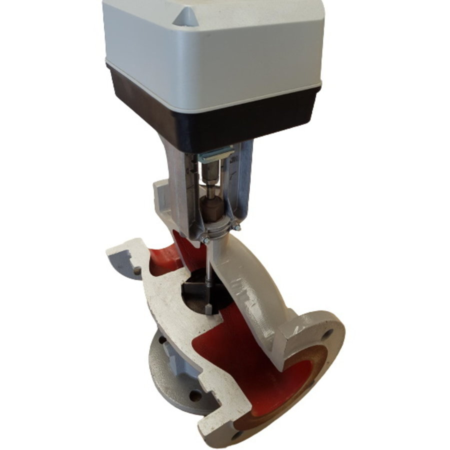 Honeywell actuator ML6420A3007  for valve up to 80 mm-3
