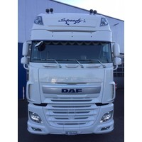 Visière pour DAF XF 106 type 2