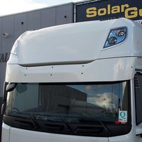 Visière pour DAF XF 105 type 2