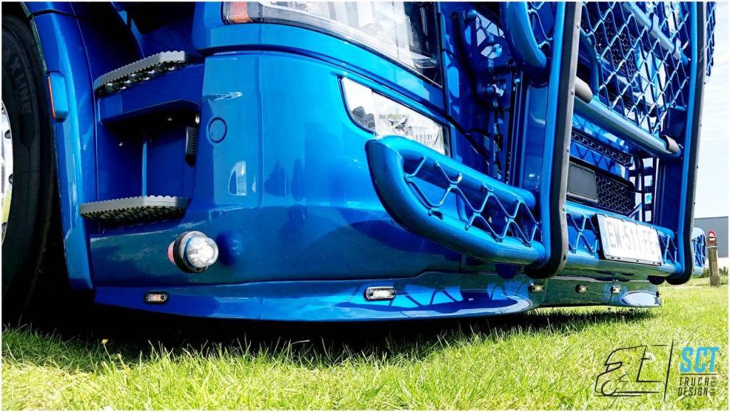 Sous-pulvérisateur type 2 Scania Next Generation