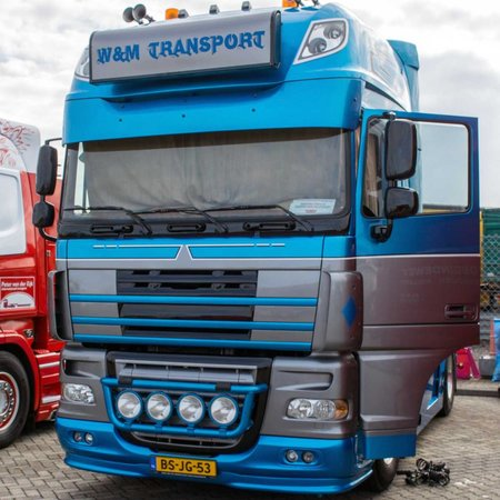 DAF Trucks XF 105