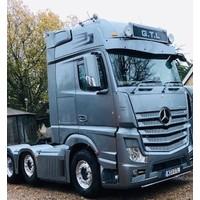 Visière pour Mercedes-Benz Trucks Actros MP4
