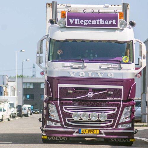 Volvo Complete sun visor for Volvo Trucks FH4