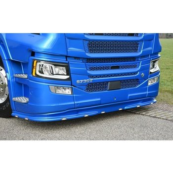 Scania Next Generation bumper spoiler Middle Type 8