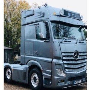 Exclusive accessories Mercedes-Benz Trucks Actros MP4