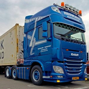 Exclusive accessories DAF Trucks XF 106