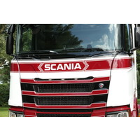 Scania Scania Next Generation Complete Front Plate