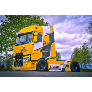 Exclusive accessories for the Renault T series