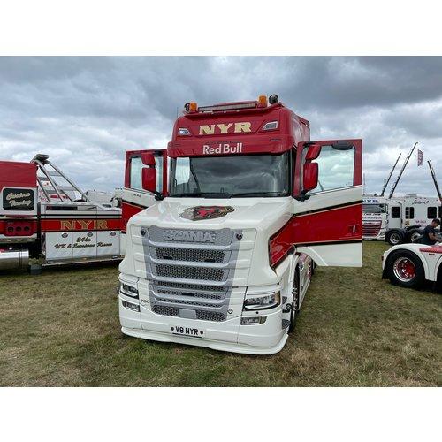 Scania Scania Next Gen Bumperspoiler low TYPE 6