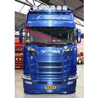 Scania Bumper Spoiler Scania Next Generation