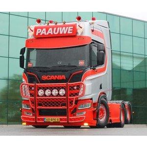 Exclusive accessories Scania trucks Next Generation.