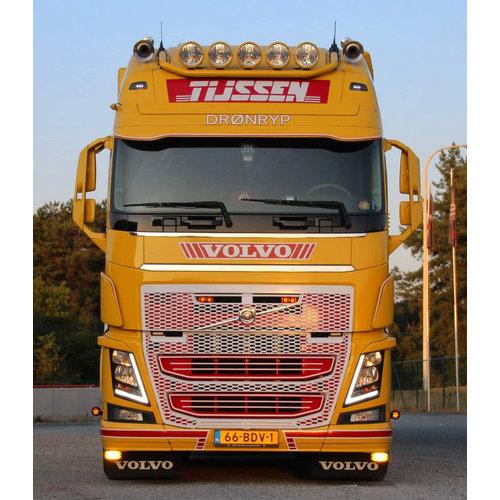 Sunvisor extension Volvo FH4