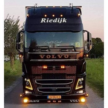 Complete sunvisor Forward Collision  Volvo FH4/5