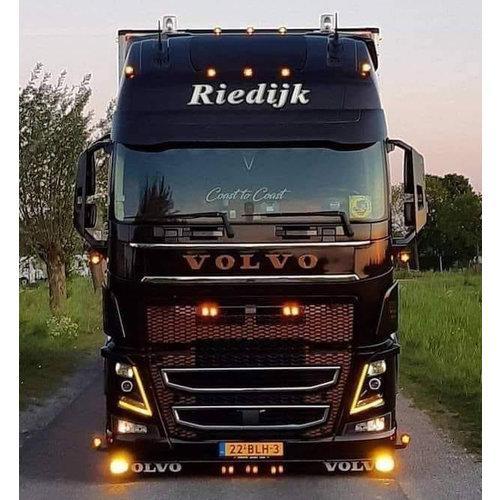 Volvo Complete sunvisor Forward Collision  Volvo FH4 /5